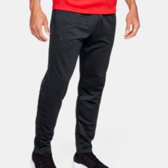 wholesale dealer 366bb 52840 Under Armor mens black running Pants size 2 XL. M 5c60b5a6aa5719d4883c12c8